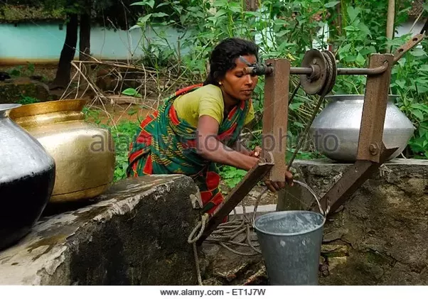 What is wrong with having bucket bath as most Indians do? - Quora