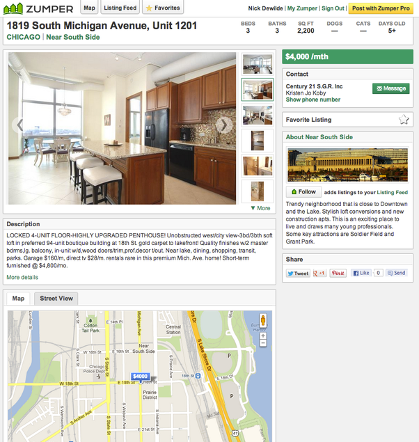 Best Apartment Finders: What Is The Best Way To Find An Apartment In Chicago?
