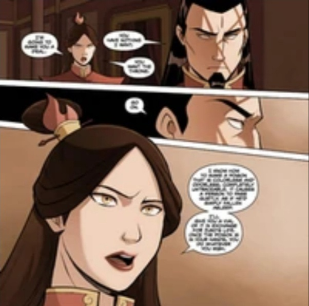 The Mystery Of Zukos Mother Continues In Avatar: The