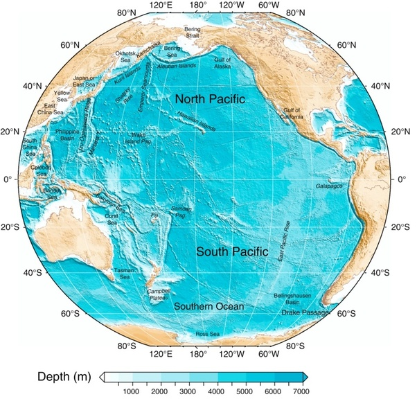 What Are The 5 Oceans On Earth?