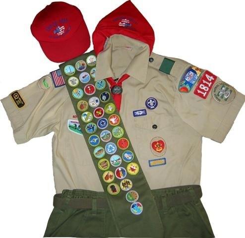 Boy Scout Uniform - Boy Scouts Cub Scouts