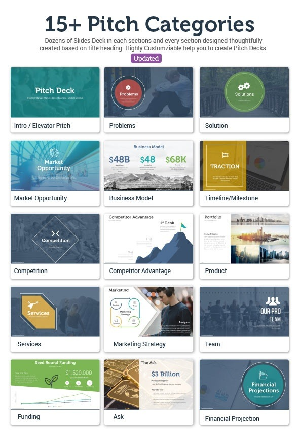 Where Can I Find A Great Powerpoint Template For A Pitch Deck Quora