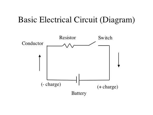 basic circuit diagram wiring diagram rh blaknwyt co circuit diagram tutorials circuit diagram guide