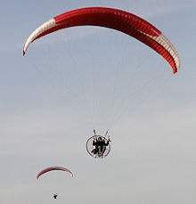 How safe are paramotors and what is the yearly death rate