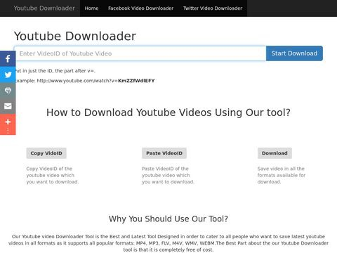 How to download a YouTube video in full 1080p HD - Quora