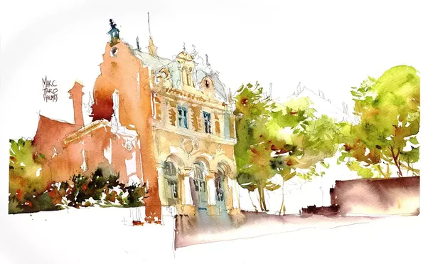 which is the best paper for watercolor painting for beginners quora