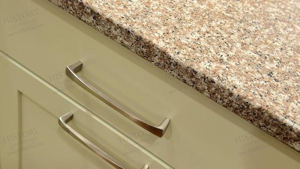 6 Bainbrook Brown Granite Countertops