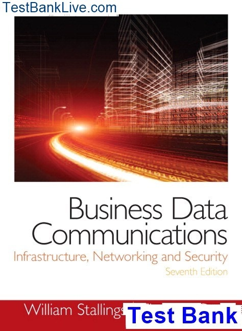 How To Download Business Data Communications Infrastructure