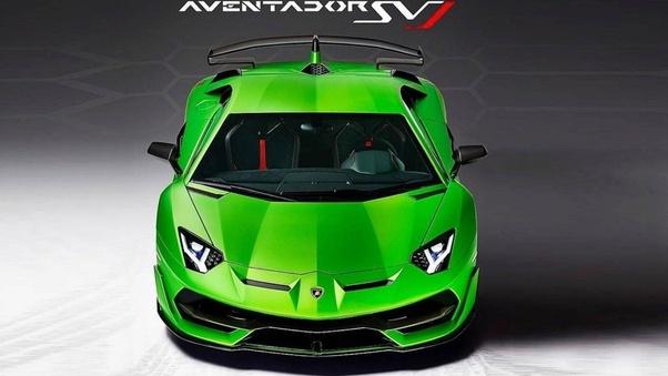 Have You Seen Lamborghini S New Aventador Svj Supercar Quora