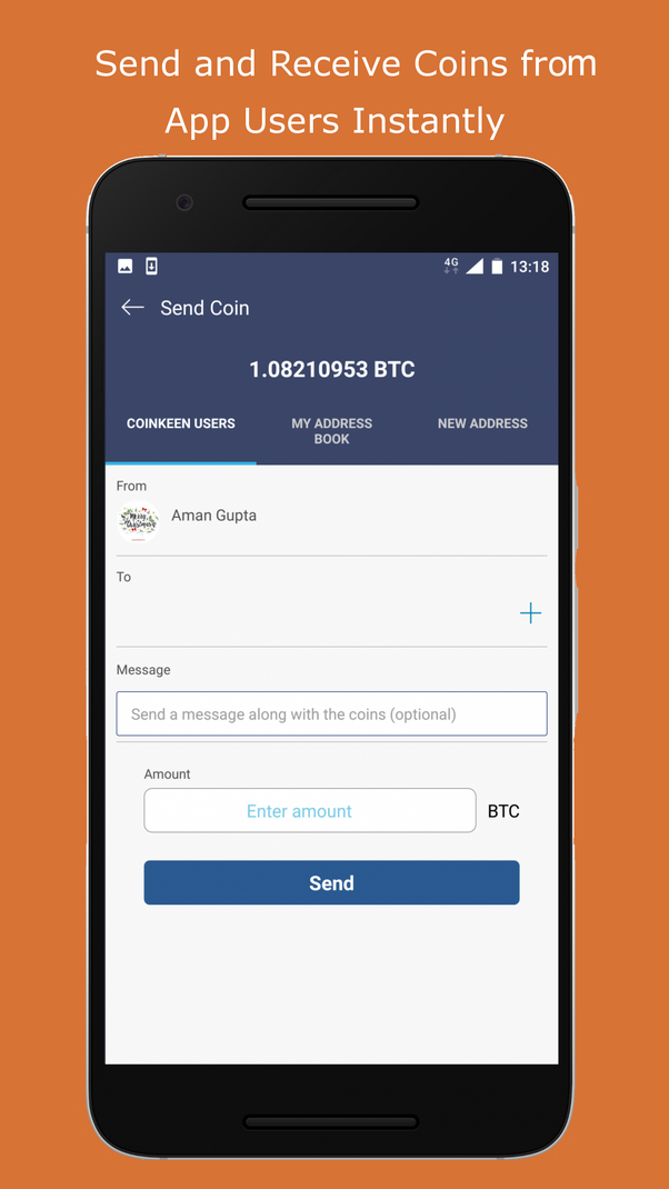 best cryptocurrency trading app in india