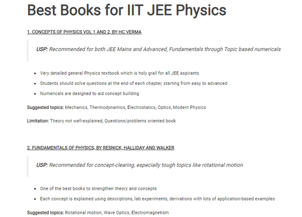 Which is the best book for solving physics problem for iit jee quora both the books are very good there are solved examples and exercises with solution both have concise texts for revision of relevant concepts for jee fandeluxe Gallery