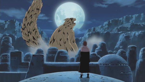 Who would win in a fight, Shinki or Gaara as a kid? - Quora