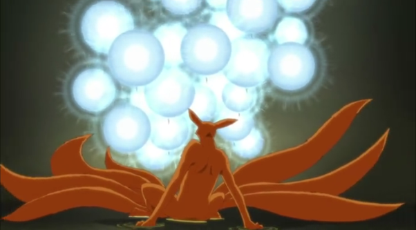 How did naruto and kurama become friends before dating
