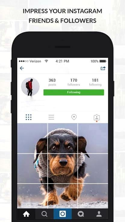 How to split pictures on Instagram - Quora