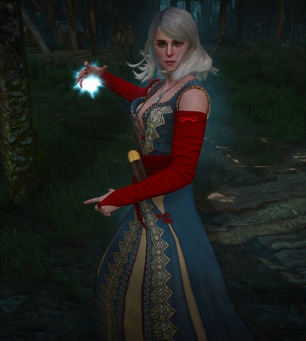 Why Triss Merigold from The Witcher looks so familiar