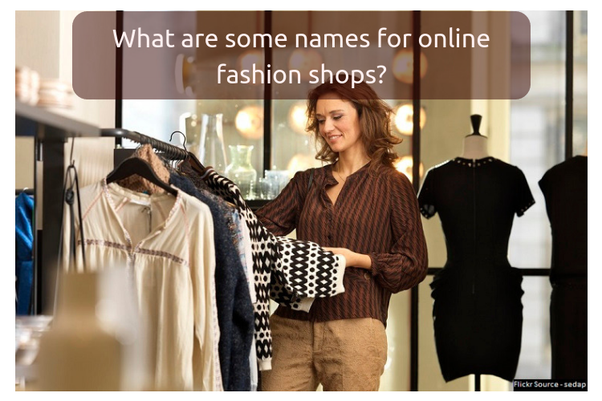 new product 1150f a368b What are some names for online fashion shops? - Quora