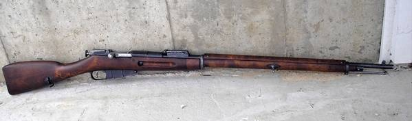 What weapons were primarily used in the Russian Civil War? - Quora