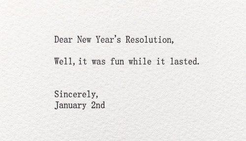 Image result for resolutions meme