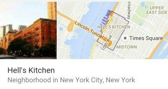 marvel uses many real life locations for residing its superheroes - Is Hells Kitchen Real