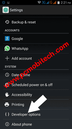 how to delete applock without password
