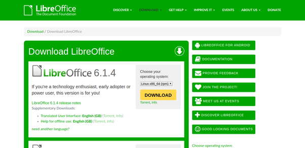 Libreoffice Alternative For Ipad