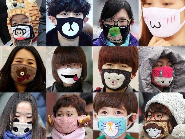 japanese respirator mask