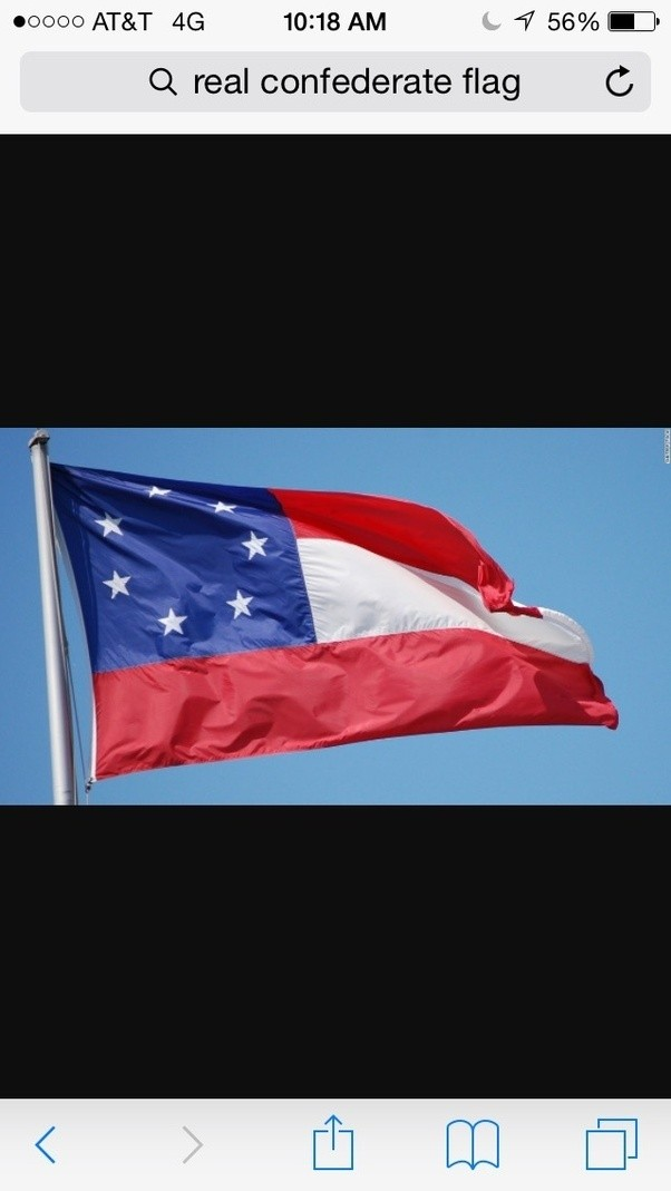 What Is The American And Confederate Flag Symbolic Of Quora