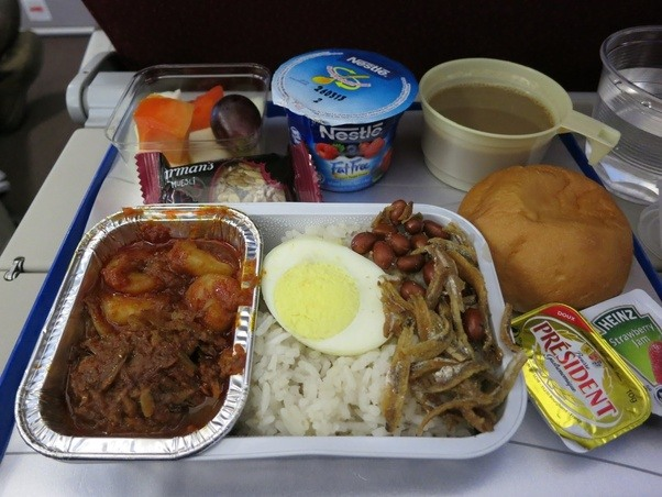 I Also Like The Food On Malaysia Airlines It Was Heaaaaaven When Had Nasi Lemak After Spending Weeks In Europe Without Sambal Ive Heard Its A Must Try