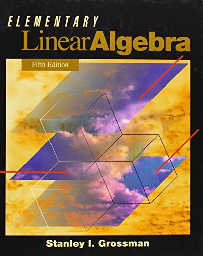 Linear Algebra Textbook Pdf