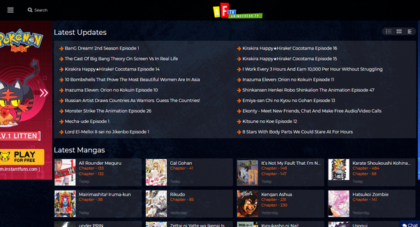 Which site is a good alternative to kissanime? - Quora