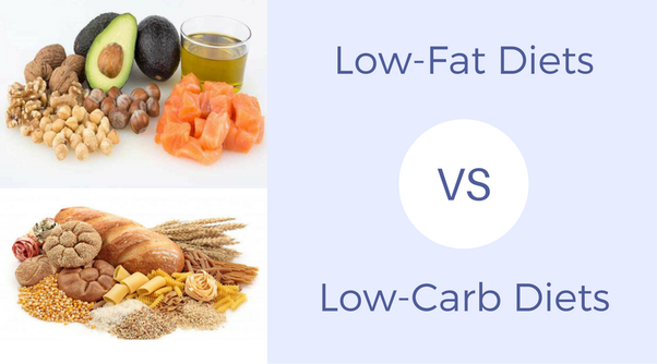 low calorie diet better than low carb