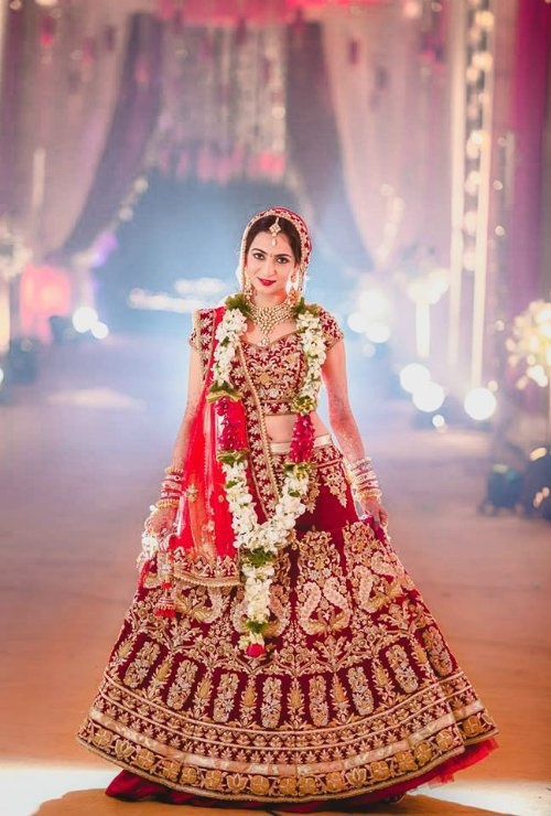 What are the best bridal dress (Lehenga and Choli) designs? - Quora