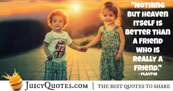 What are some adorable best friend quotes from little kids ...