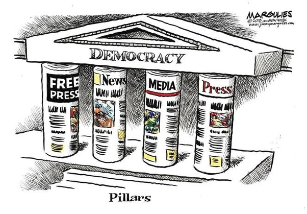 Role of Media in Indian Democracy. - Democratic India - Quora