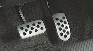 Note The Pedals Do Not Change Position In Left Hand Drive Cars Accelerator Pedal Will Still Be On Right