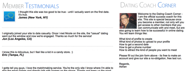 how much revenue do dating websites make