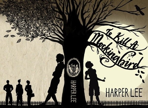 Image result for to kill a mockingbird illustration