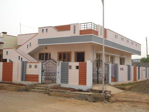 Hindu House Architecture