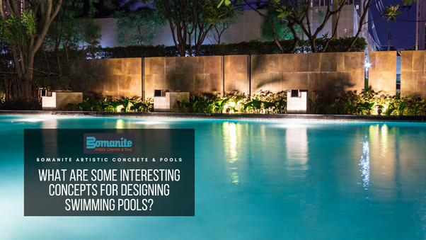 What Are Some Interesting Concepts For Designing Swimming Pools Quora