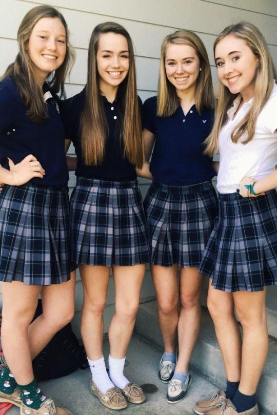 High School Girls Fucking