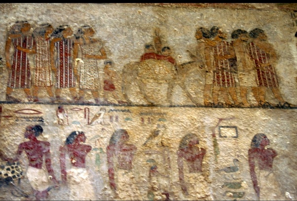 Are there any descendants of the ancient Egyptians? - Quora