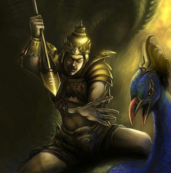 Like Greek mythology has Ares, who is the Hindu God of War? - Quora