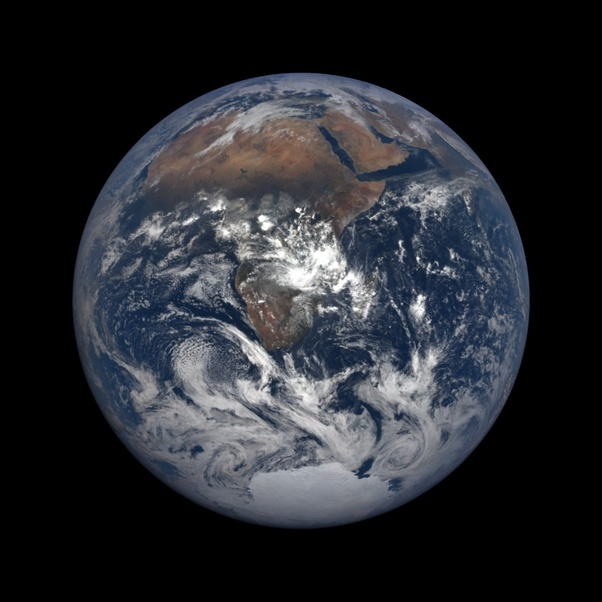What is the actual shape of Earth? - Quora