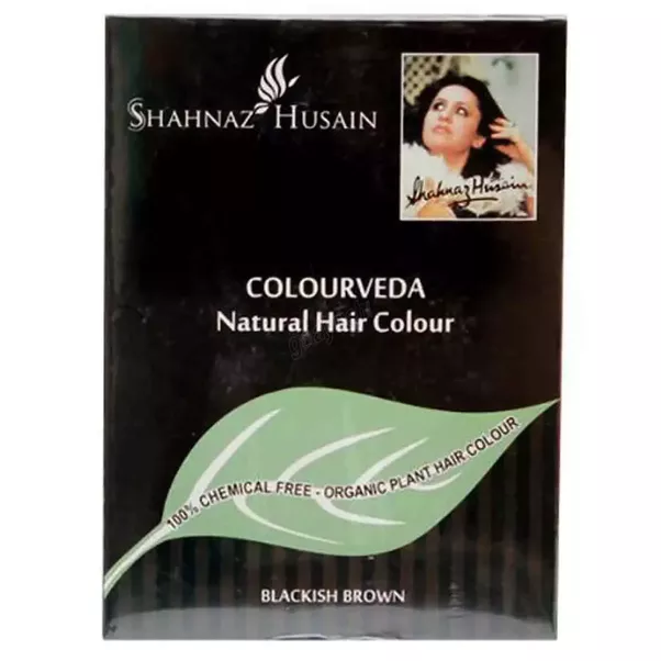 Which hair colour brand is the best and harmless quora so lets check out my experience with shahnaz husain colourveda natural hair color solutioingenieria Choice Image