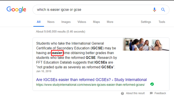 How hard will be the 2019 May June CIE IGCSE papers be? - Quora