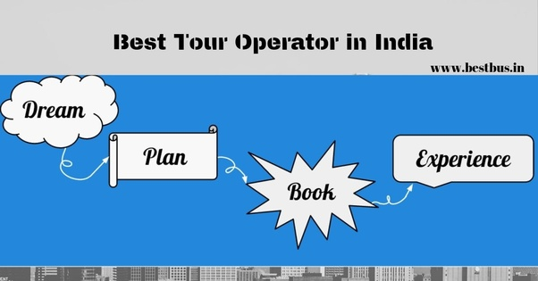 Which one is the best Tour operator of India? - Quora