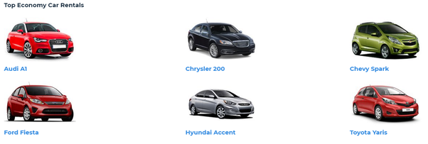 Mid Size Car Rental >> When Renting A Car What Is The Difference Between A Compact And