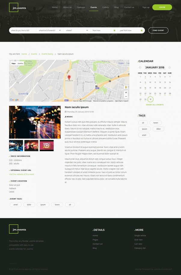 What Is The Best Cms To Create An Event Calendar Website Quora