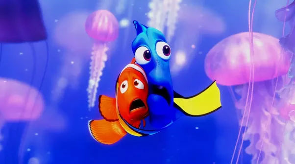 Is it likely that Marlin and Dory have a romantic ...