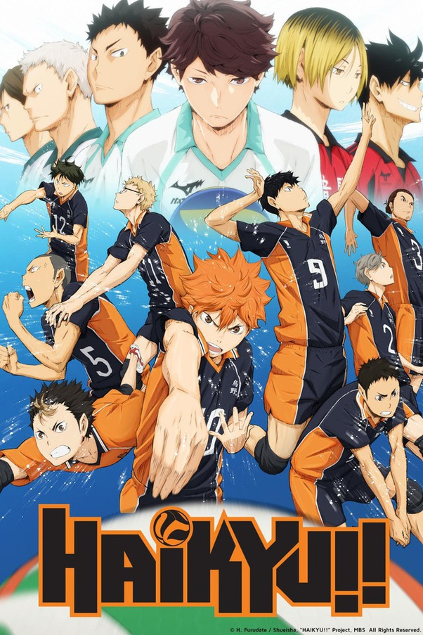 Watch Haikyuu